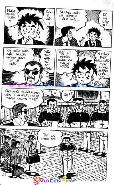 Jindodinho - Đường Dẫn Đến Khung Thành III Tập 30 page 24 Congtruyen24h