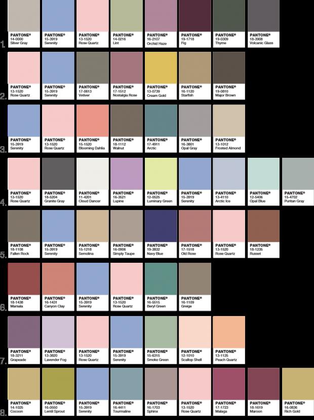 Famoso Pantone Textil Gratis Colección de Imágenes - Ideas para el ...