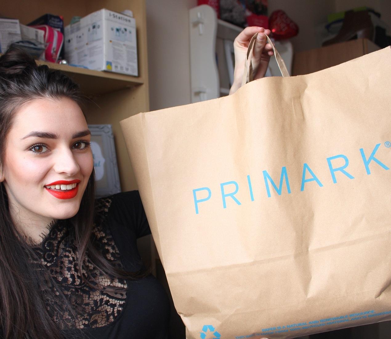 Recent Primark Purchases