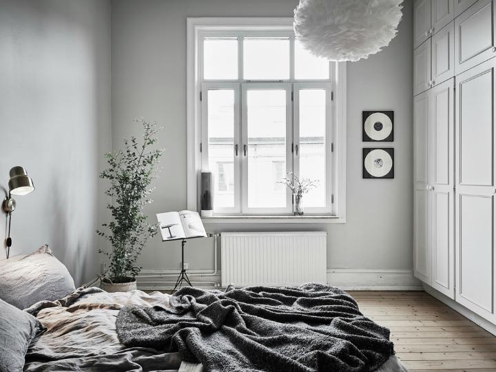 House of silver: flot indrettet lejlighed på 58 m2