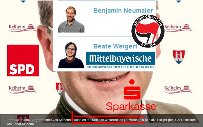 """Linke """"Schreiberlinge"""" von der Regionalen Lügen, Lücken - Systemzeitung Mittelbayerische Regensburg"""