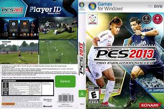 Game PES 2013 PC