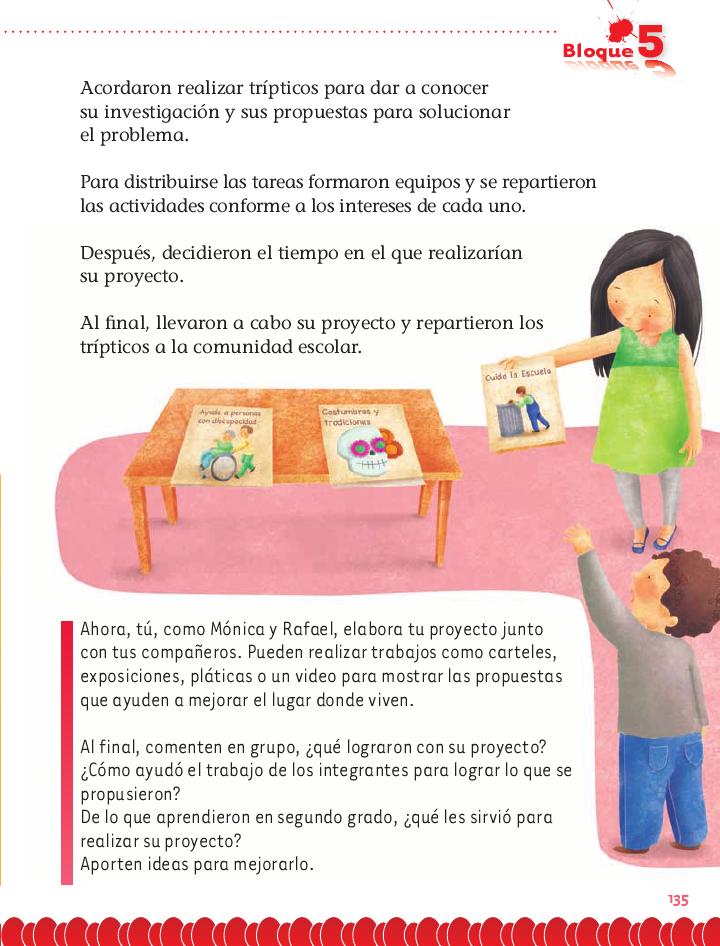 """Proyecto: """"Mejoremos el lugar donde vivo"""" exploración de la naturaleza 2do bloque 5/2014-2015"""