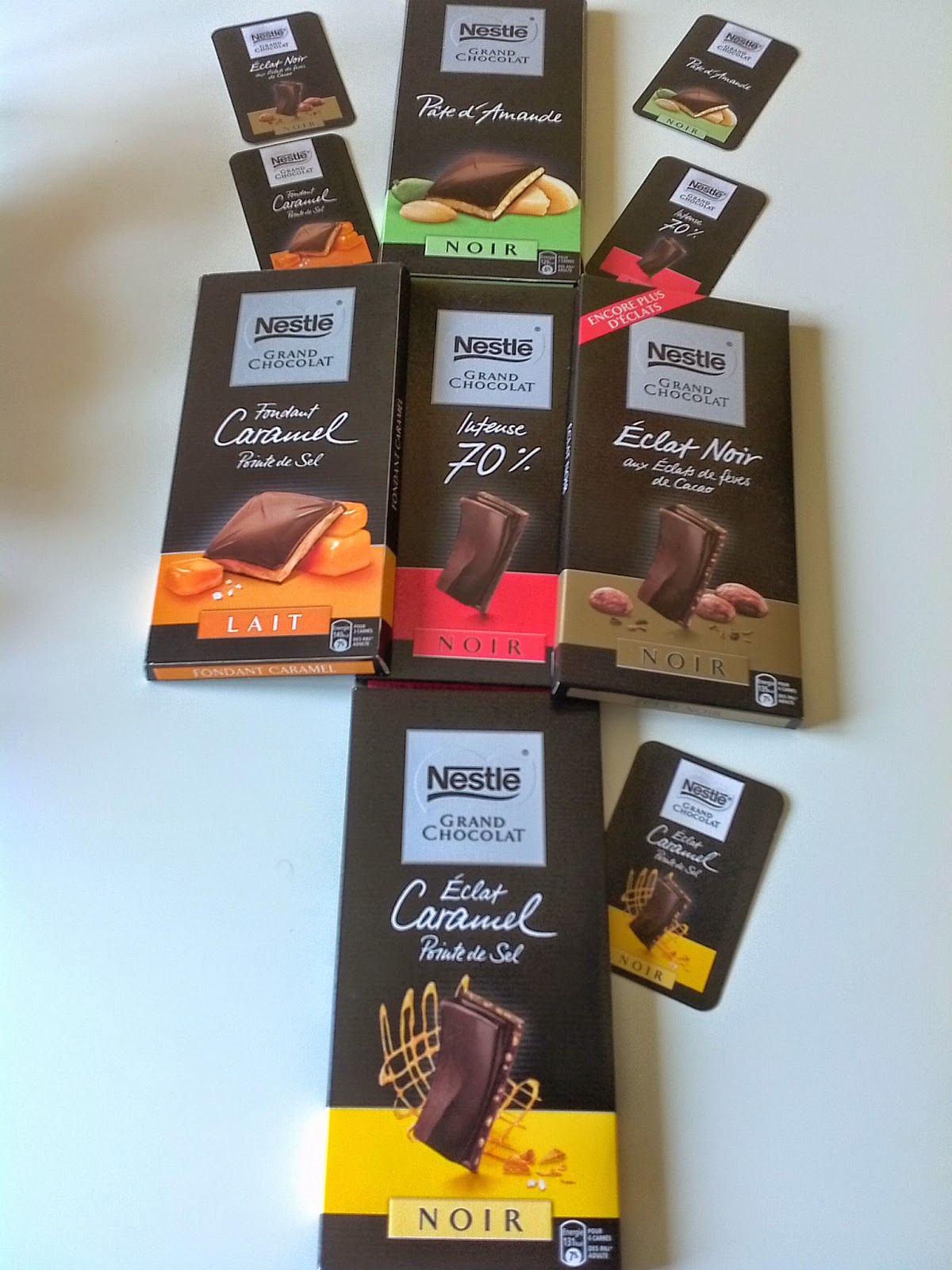 je teste des produits grand chocolat nestl201