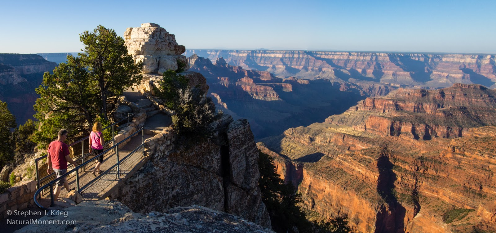 Grand Canyon Photography By Stephen Krieg Bright Angel
