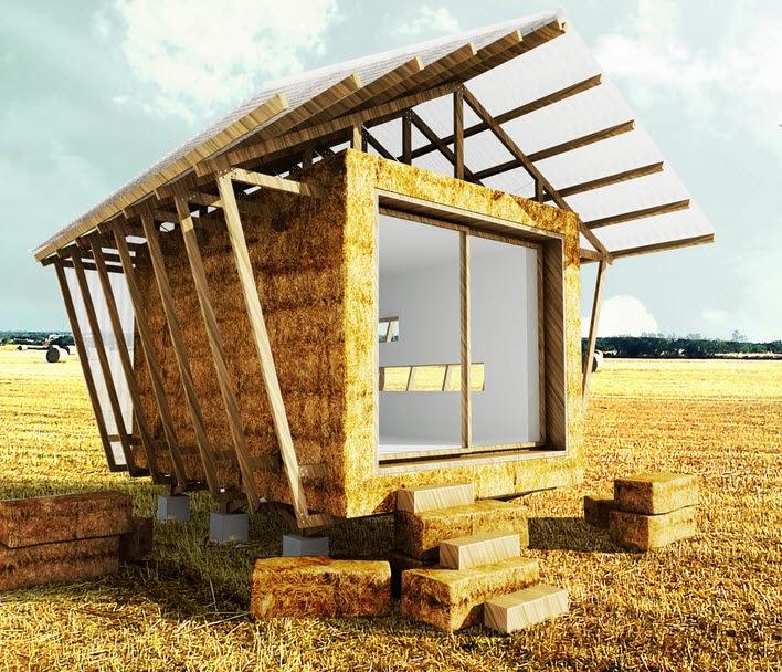 Materiales ecologicos para construccion - Casa de materiales de construccion ...