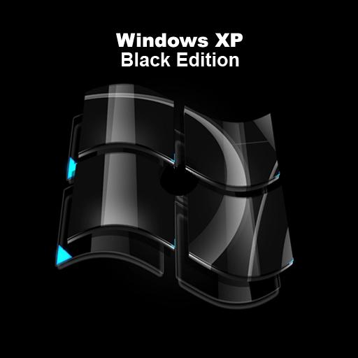 Windows XP Profesional SP3 Black Edition