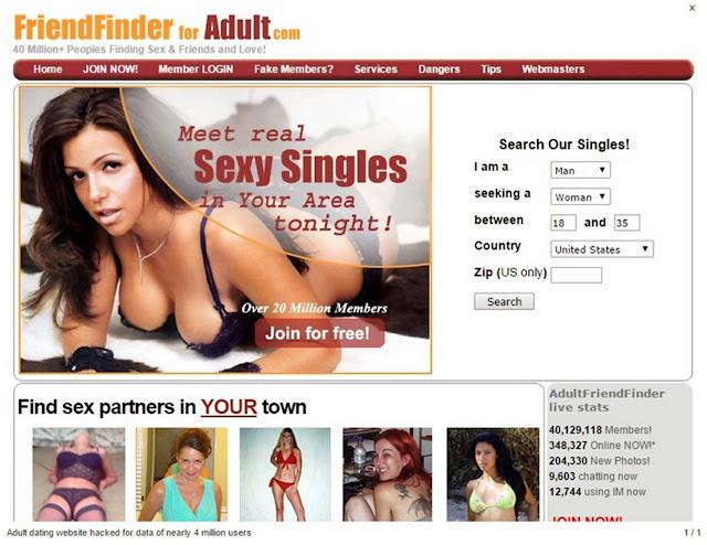 Sitios de encuentros sexuales