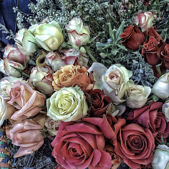 Bouquets of Beauty © Geri Centonze