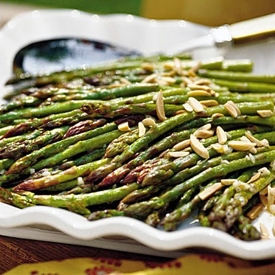 Amy's Daily Dose: Oven-Roasted Asparagus Recipe