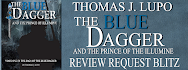 The Blue Dagger & the Prince of the Illumine Review Request Giveaway