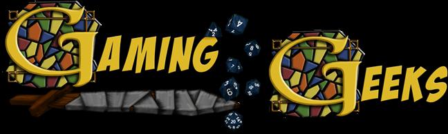 Gaming Geeks Blog
