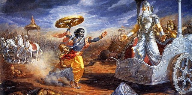 Date of Mahabharata War