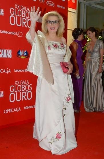 E lá vou eu falar dos Globos de Ouro (porque vocês me pediram). O ano passado, falei dos melhores Looks. Este ano, para variar, falo dos piores. Sim, porque também os há... e não são poucos...! Looks de Festa. Globos de Ouro SIC 2015. Style Statement. Blog de moda portugal, blogues de moda portugueses.
