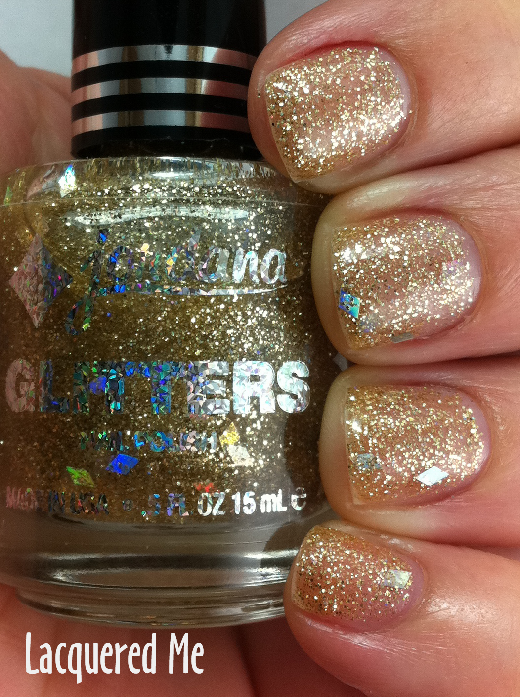 Lacquered Me: Jordana Glitter Specialty 2012 Collection Swatches and ...