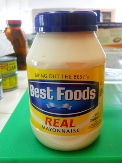 American institute of culinary politics the elemental news of the day mis en place index - Make best mayonnaise ...