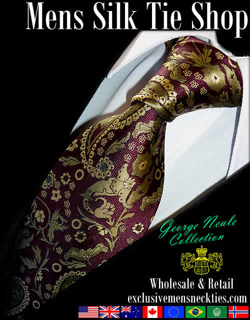 luxury wedding ties for the best man in Canada Singapore Hong Kong