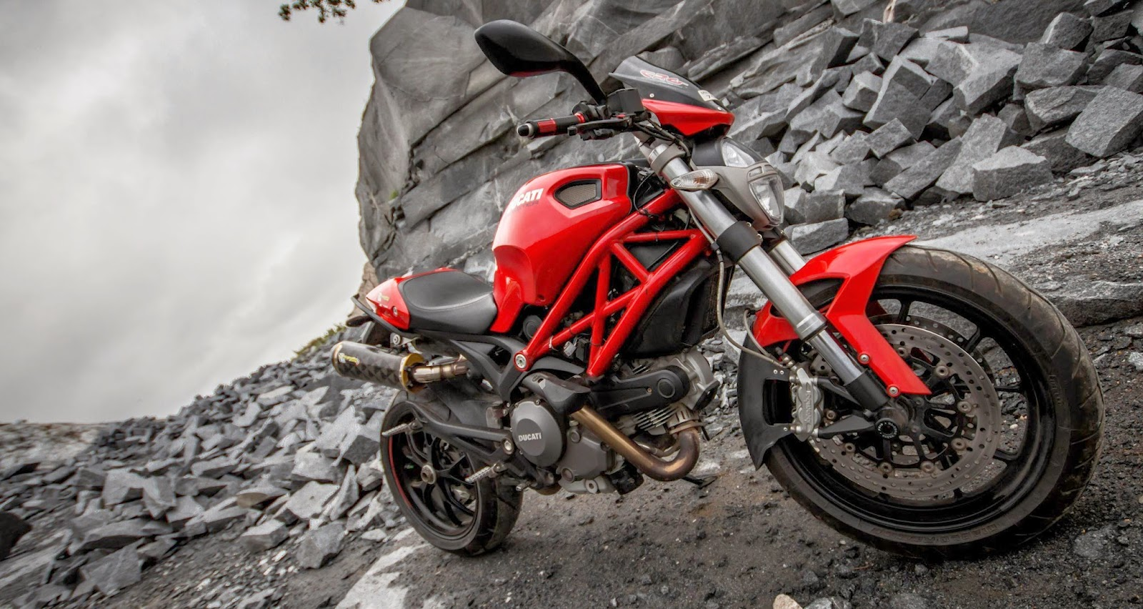 Latest Ducati Monster Motorcycles HD Images
