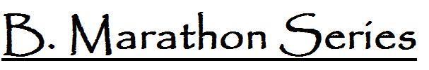 B. Marathon Series