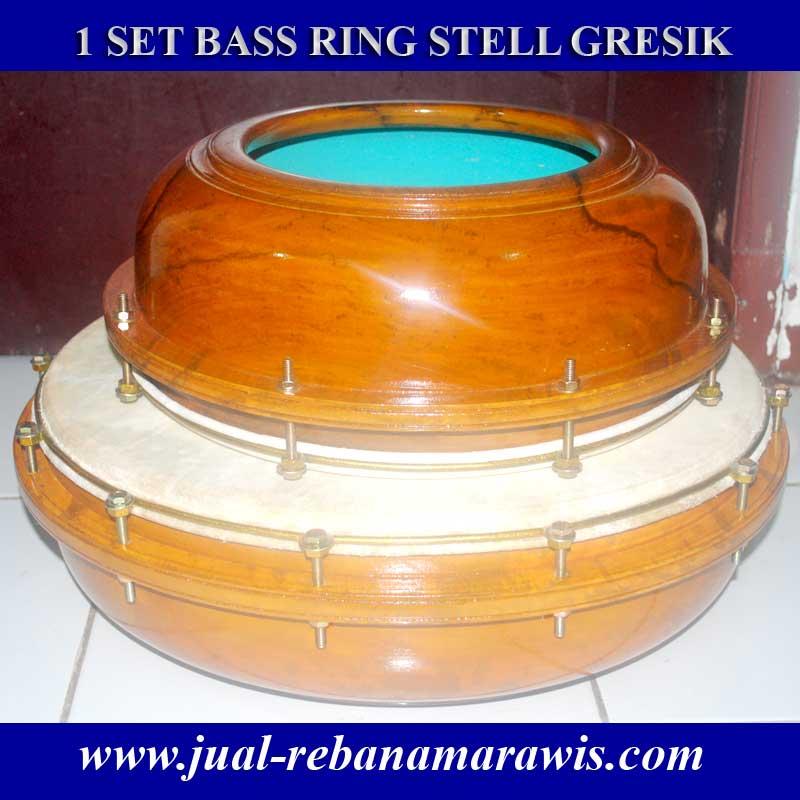 BASS HADROH GRESIK (RING STELL)