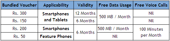 BSNL New Bundled Offers for Smartphone & Tablet Users