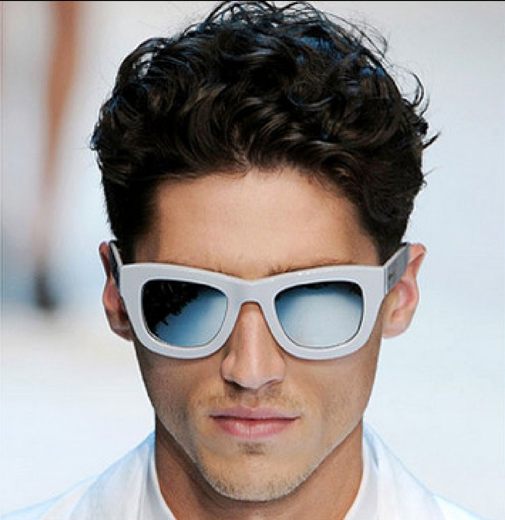 consumenten short hairstyles 2013 for men with curly hair