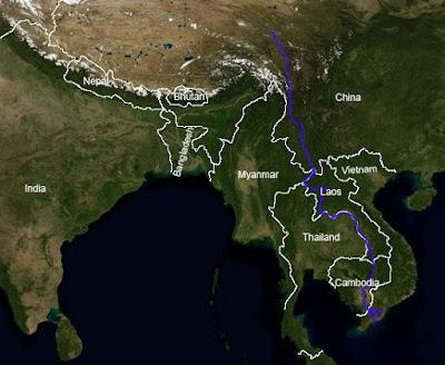 Lima Sungai Paling Berbahaya di Dunia