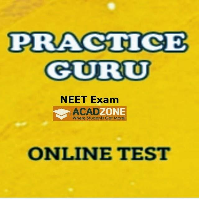 Online Test Series for NEET Target Online Test
