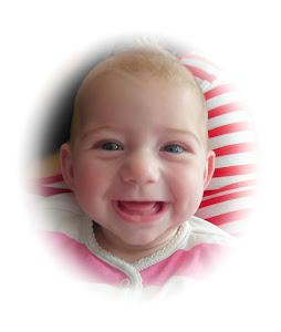 My beautiful granddaughter Lana