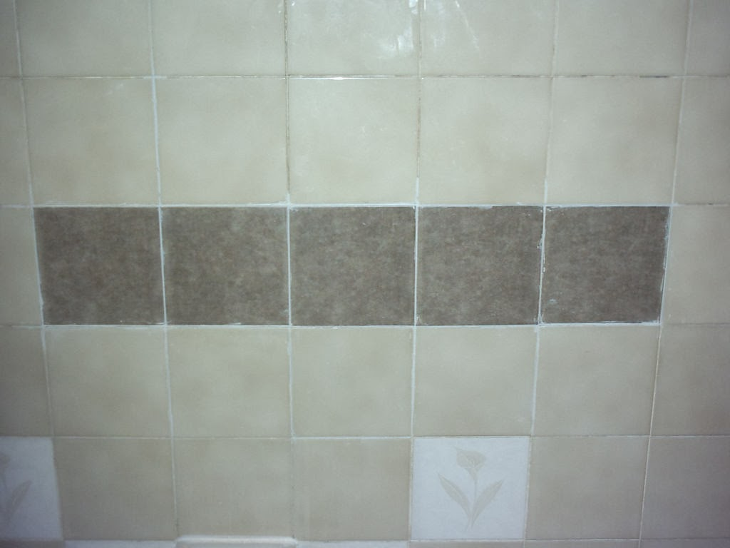Bathroom grout