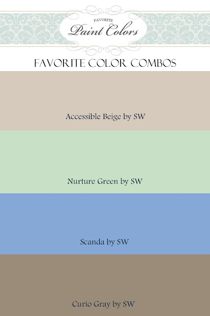 Favorite paint colors coastal cool color combos for Cool beige paint colors