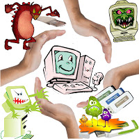 Logo Tips Agar Komputer Terhindar Dari Serangan Virus dan Malware