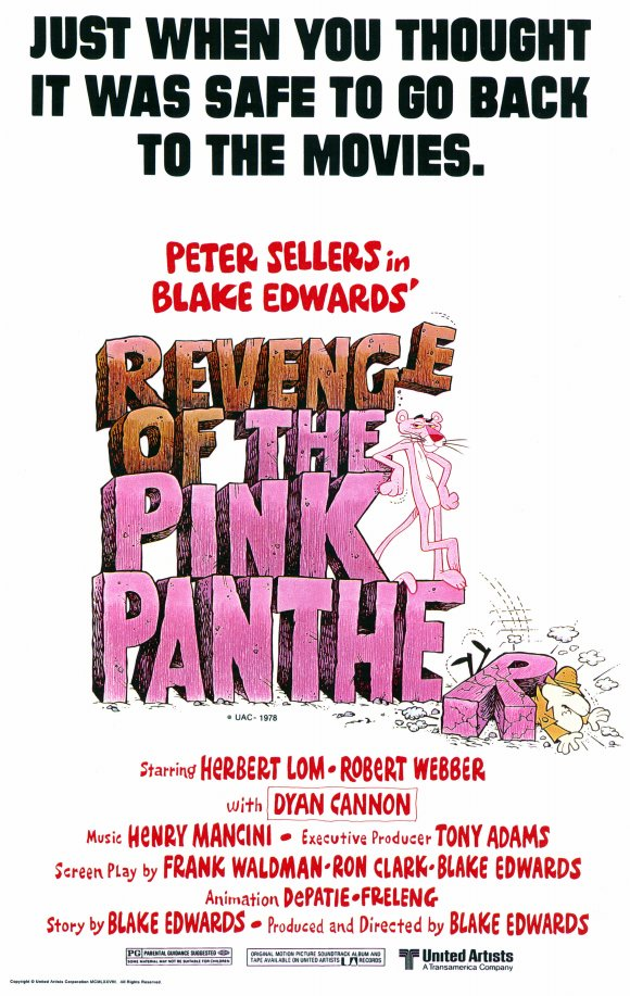 Revenge of The Pink Panther (1978) 1080p HDTV x264 - RIG