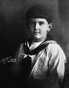 Roi Umberto II d'Italie 1904-1983