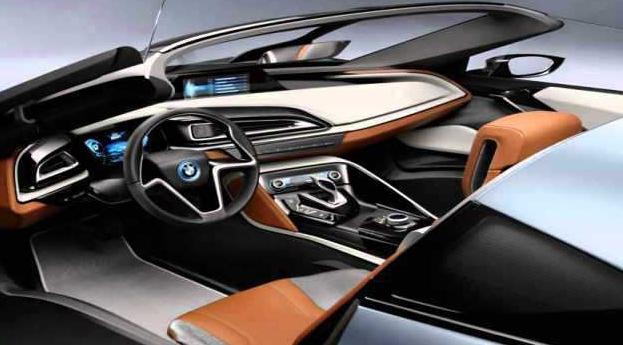 Great BMW M9 Interior