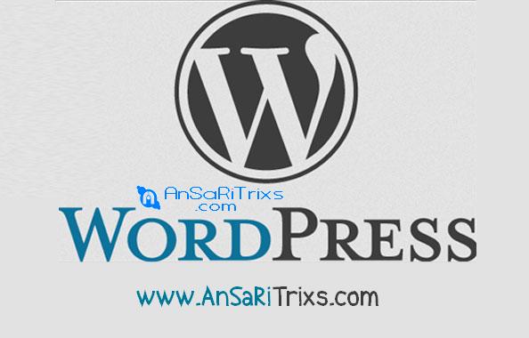 How To Create WordPress Site Witn Simple Way