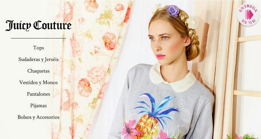 Juicy Couture en oferta para mujer