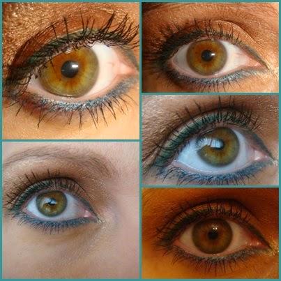 Look de ojos con la colección Mystic Legend de Cazcarra Ten Imag