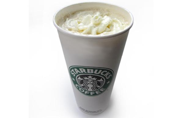Starbucks Nutrition White Hot Chocolate