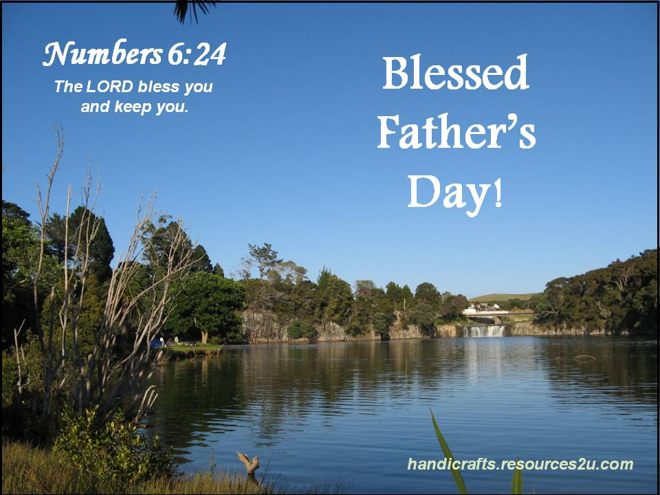 Happy Father's Day Christian Images for Father