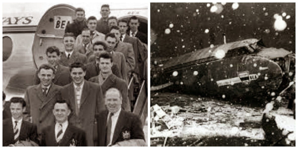 Tragedi Munchen Tragedi Mengerikan Sepanjang Sejarah Sepak Bola