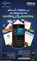 Telenor X2-01