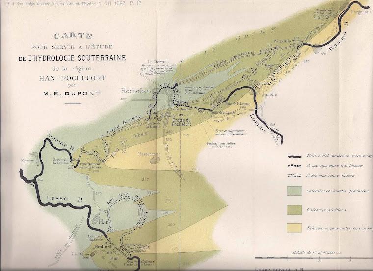 Kaart Dupont, 1894.