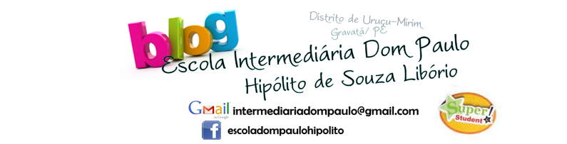 Escola Intermediária Dom Paulo Hipólito de Souza Libório
