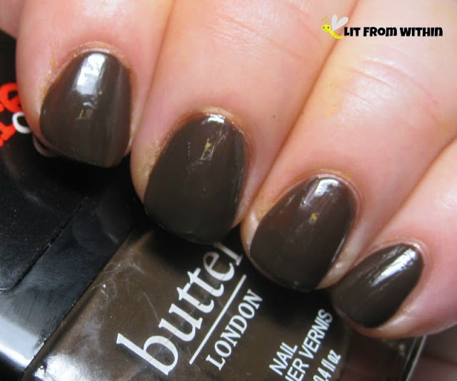 Butter London X Allure Lust or Must?