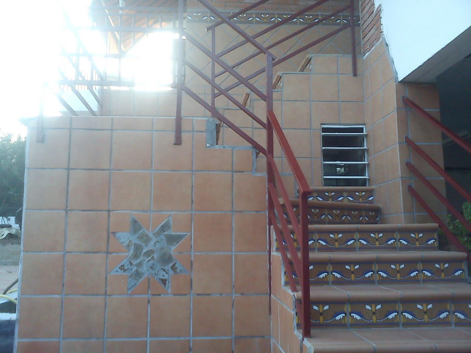 Revestimiento de escalera y estrella fotos 4 - Revestimiento para escaleras ...