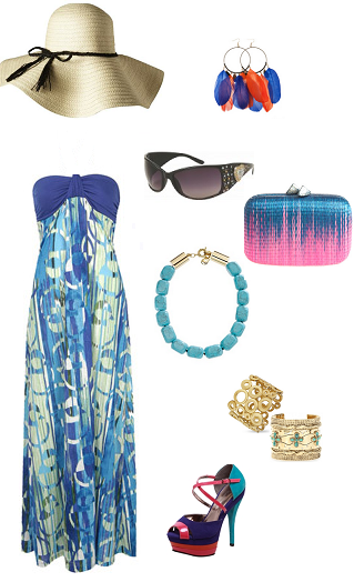 Summer Trends 2012| Sundress