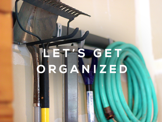 Let's Get Organized: Tackling a Messy Garage Corner