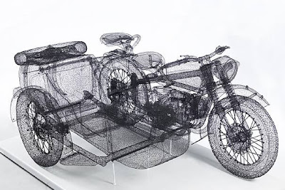 10 Creative Wireframe Models (16) 2