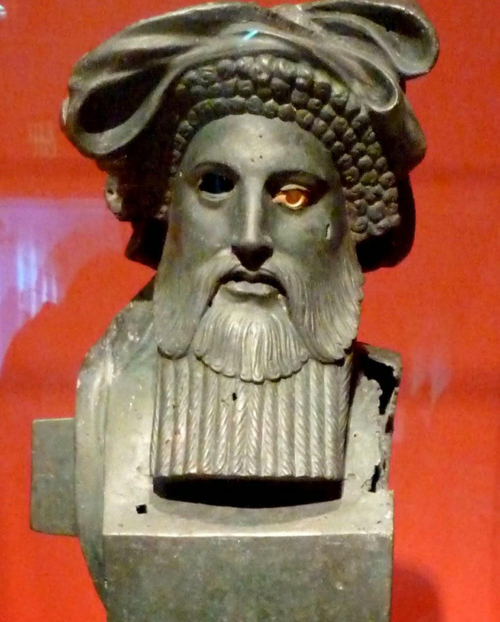 Διόνυσος και Αθηνά ταξιδεύουν σε Ιταλία και ΗΠΑ
